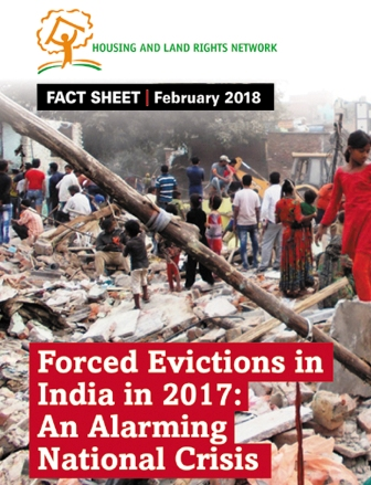 Forced Evictions 2017 Fact Sheet