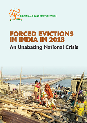 Forced Evictions in 2018: Report
