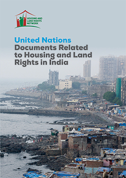 UN Documents on Housing and Land 2019
