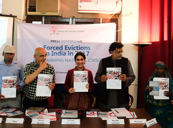 Eviction report launch